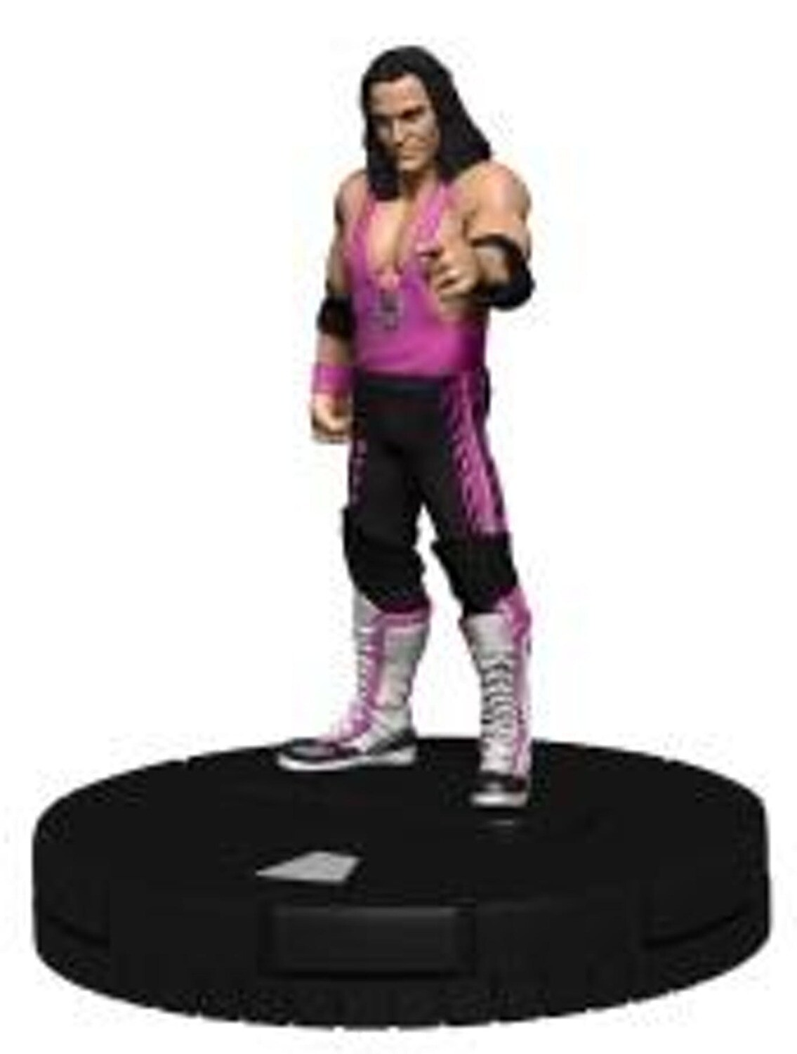 "WWE Heroclix - Bret ""Hit Man"" Hart"