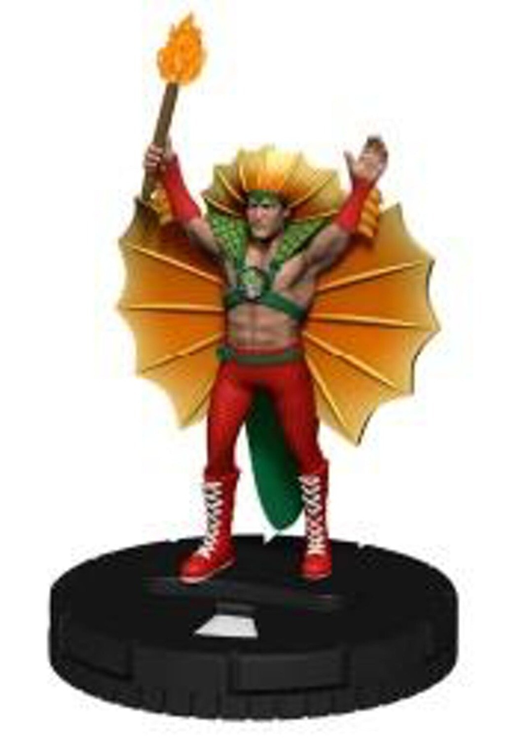 "WWE Heroclix - Ricky ""The Dragon"" Steamboat"