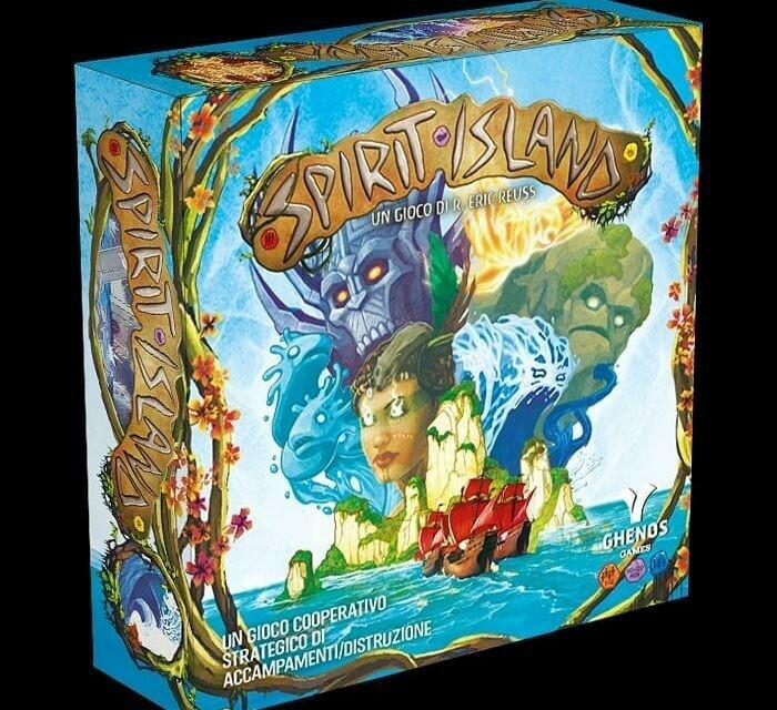 Spirit Island (Ed. Italiana)