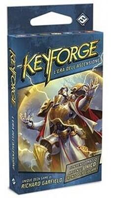 Keyforge Mazzo - L'Era dell'Ascensione (scatola blu)