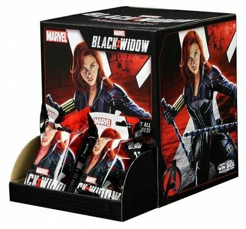Heroclix Black Widow - Booster