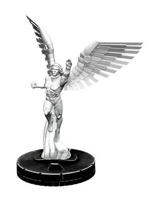 Deep Cut Heroclix - Angel unpainted