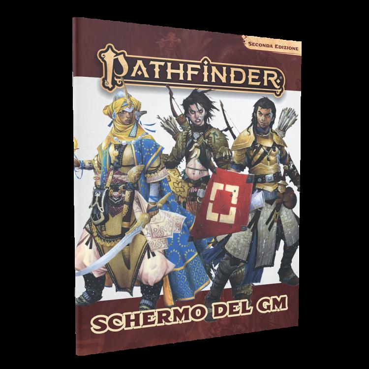 Pathfinder Seconda Edizione - Schermo del GM