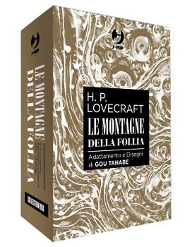 Lovecraft - Le Montagne della Follia (Collector Box 4 Volumi)