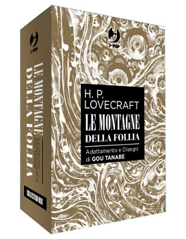Lovecraft - Le Montagne della Follia (Collector Box 4 Volumi)