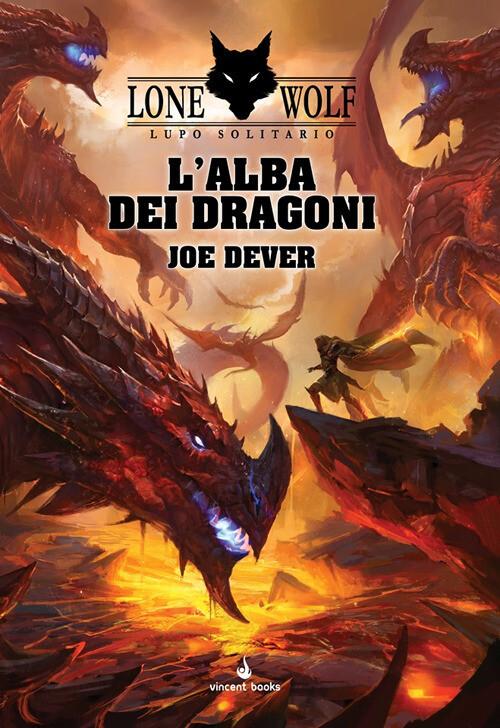 Lupo Solitario 18 - L'Alba dei Dragoni
