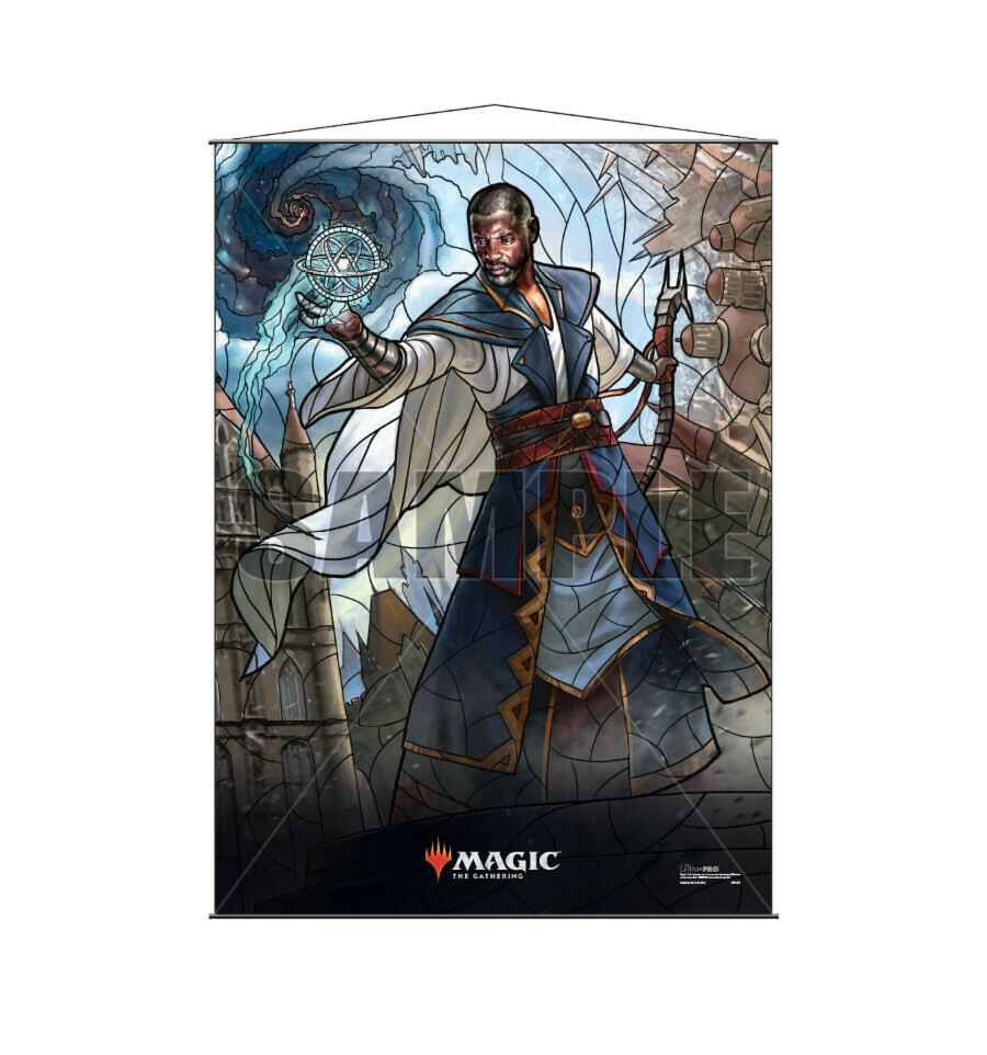 Ultra Pro - Wall Scroll - Magic : The Gathering - Stained Glass Teferi