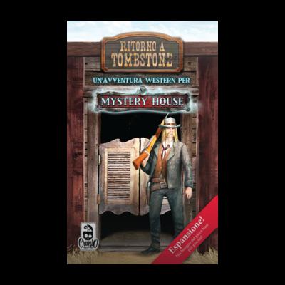 Mystery House - Avventure in scatola esp 01 - Ritorno a Tombstone