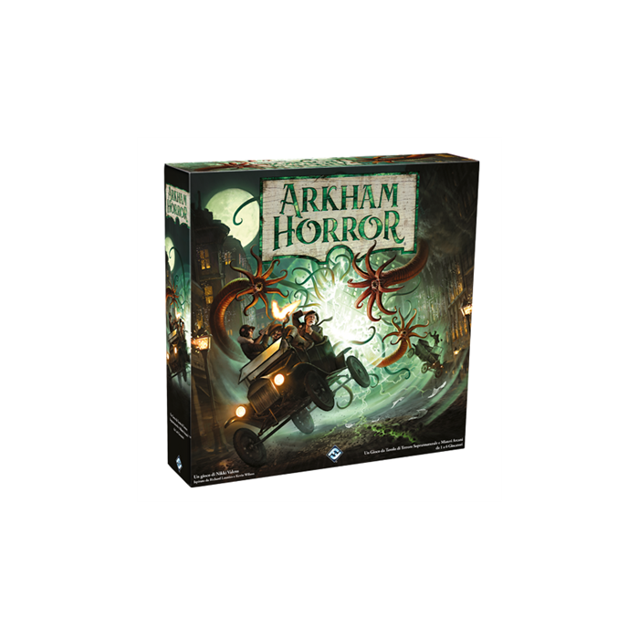 Arkham Horror 3a Edizione - Abissi Oscuri