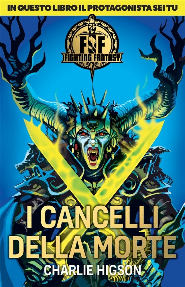 Fighting Fantasy - I Cancelli della Morte