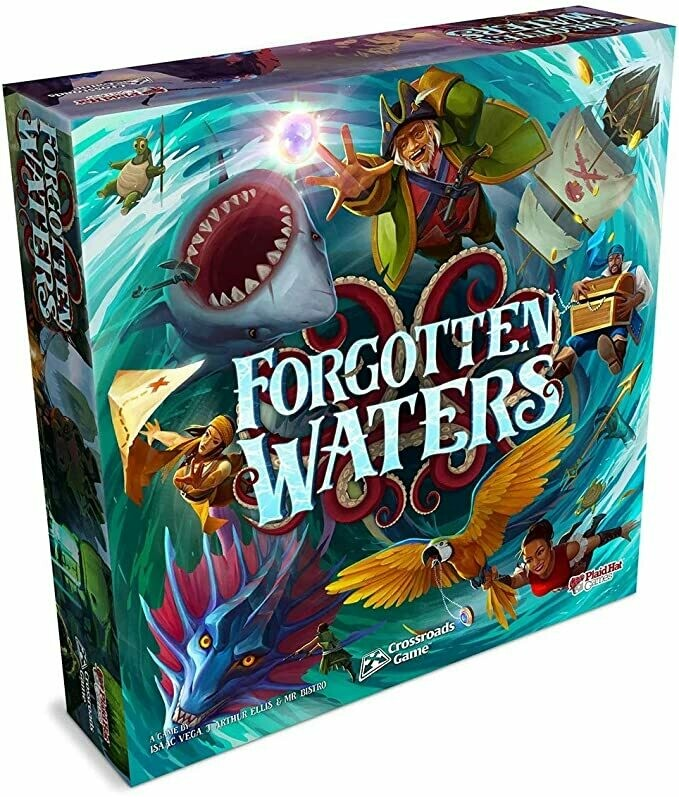 Forgotten Water: A Crossroads Game