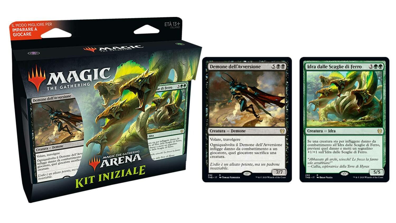 Set Base 2021 Kit Iniziale - Magic: the Gathering