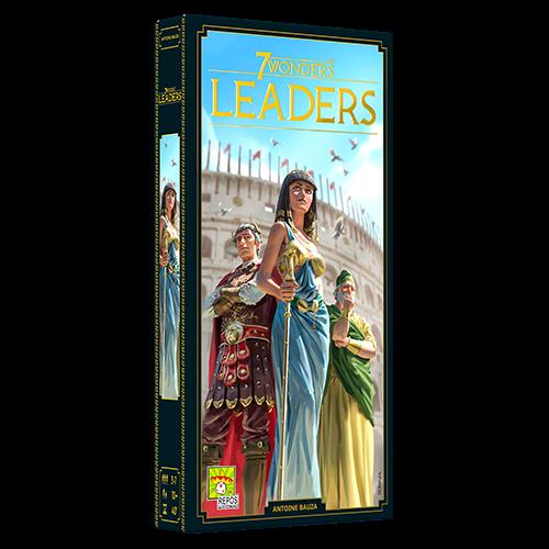 7 Wonders - Leaders (Nuova Edizione)