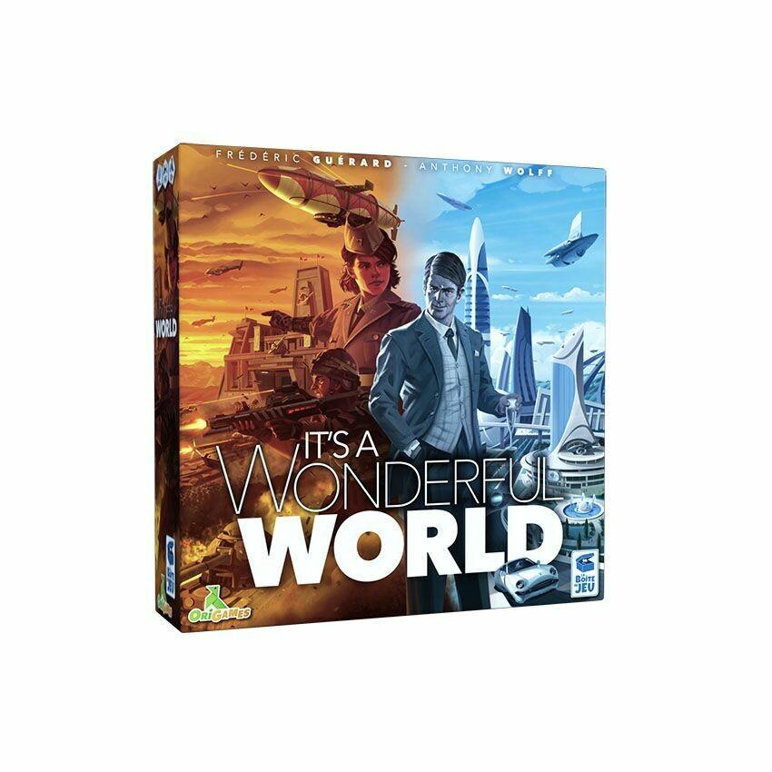 It's a Wonderful World