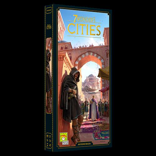 7 Wonders - Cities (Nuova Edizione)