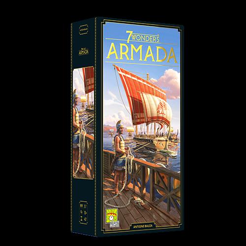 7 Wonders - Armada (Nuova Edizione)