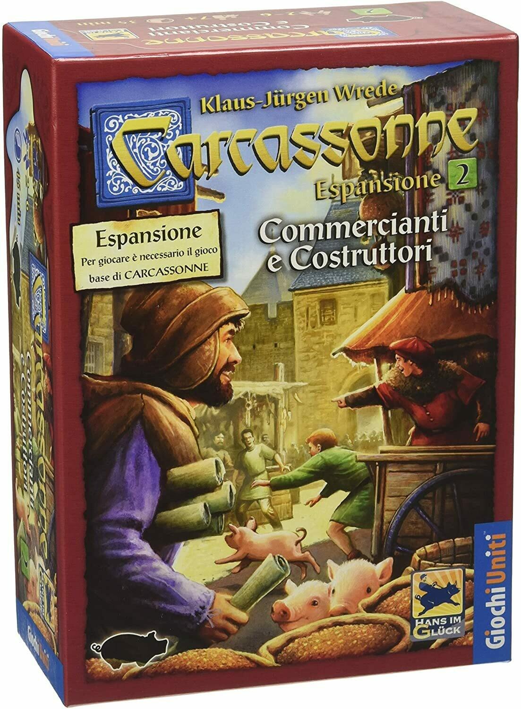 Carcassonne - Commercianti e costruttori
