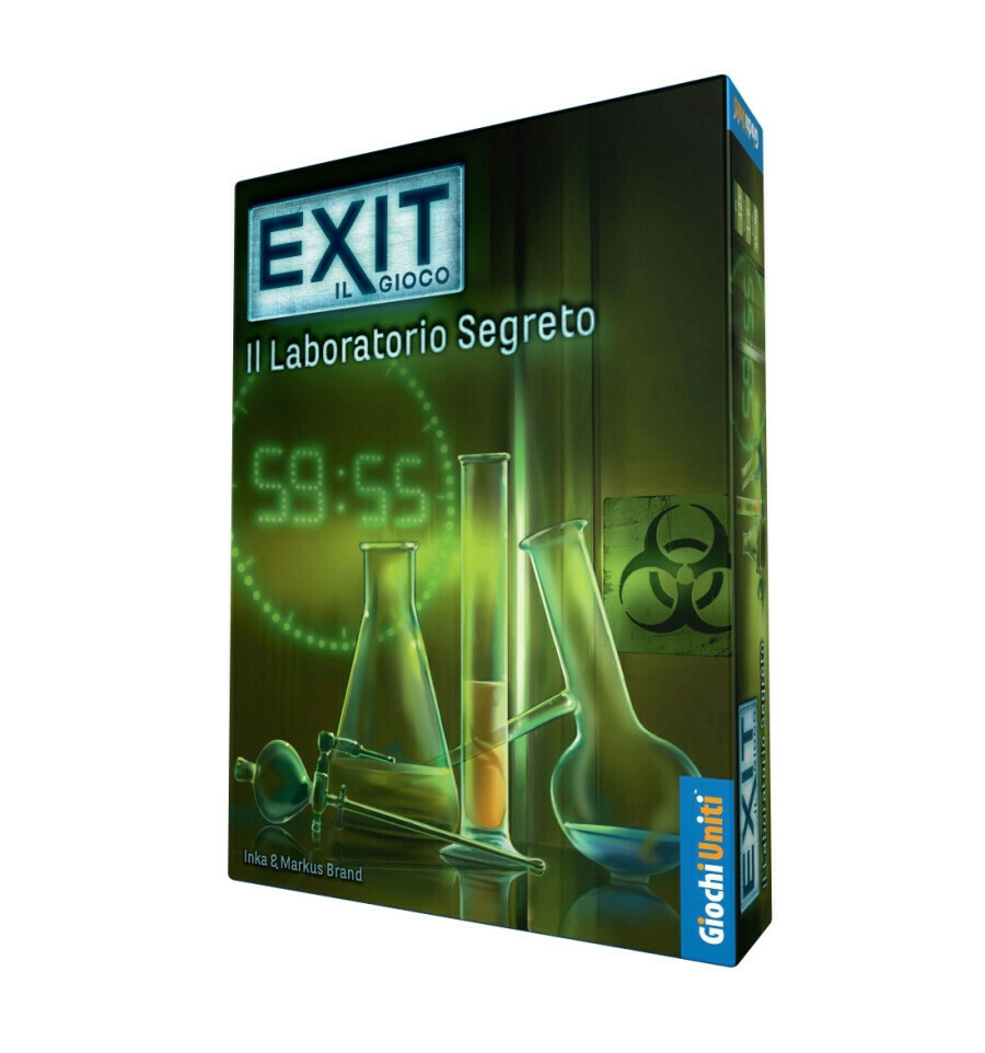 Exit - Il Laboratorio Segreto