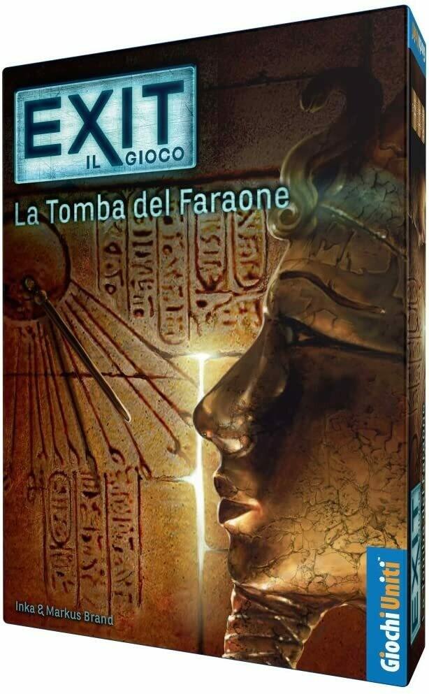 Exit - La Tomba del Faraone