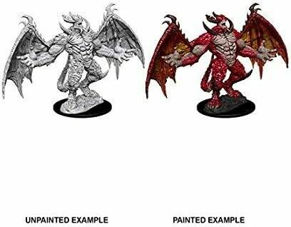 D&D Nolzur's Marvelous Miniatures - Pit Devil (1 Miniatura)