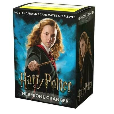 Dragon Shield 100 Sleeves - Art Hermione Granger