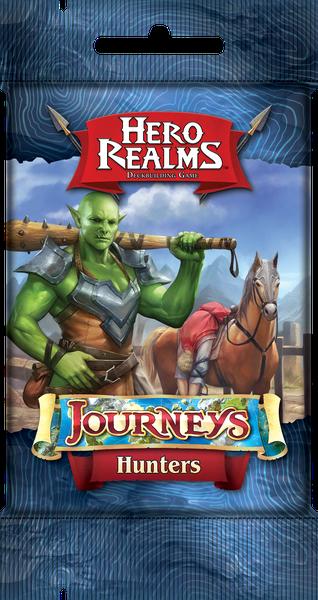 Hero Realms Journeys - Hunters