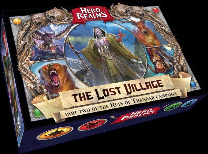Hero Realms Campaign- The Lost Village