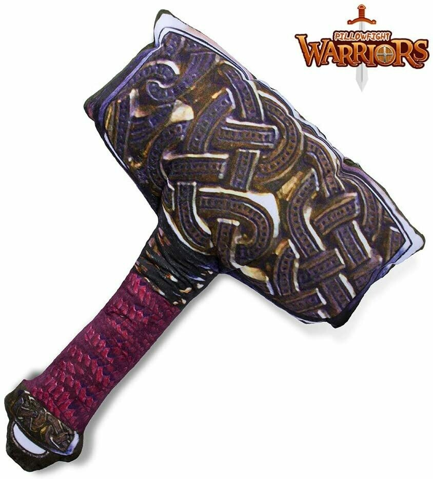 Pillowfight Warriors - Viking Hammer