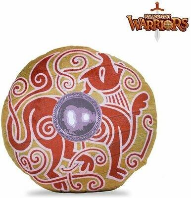 Pillowfight Warriors - Viking War Hound Shield