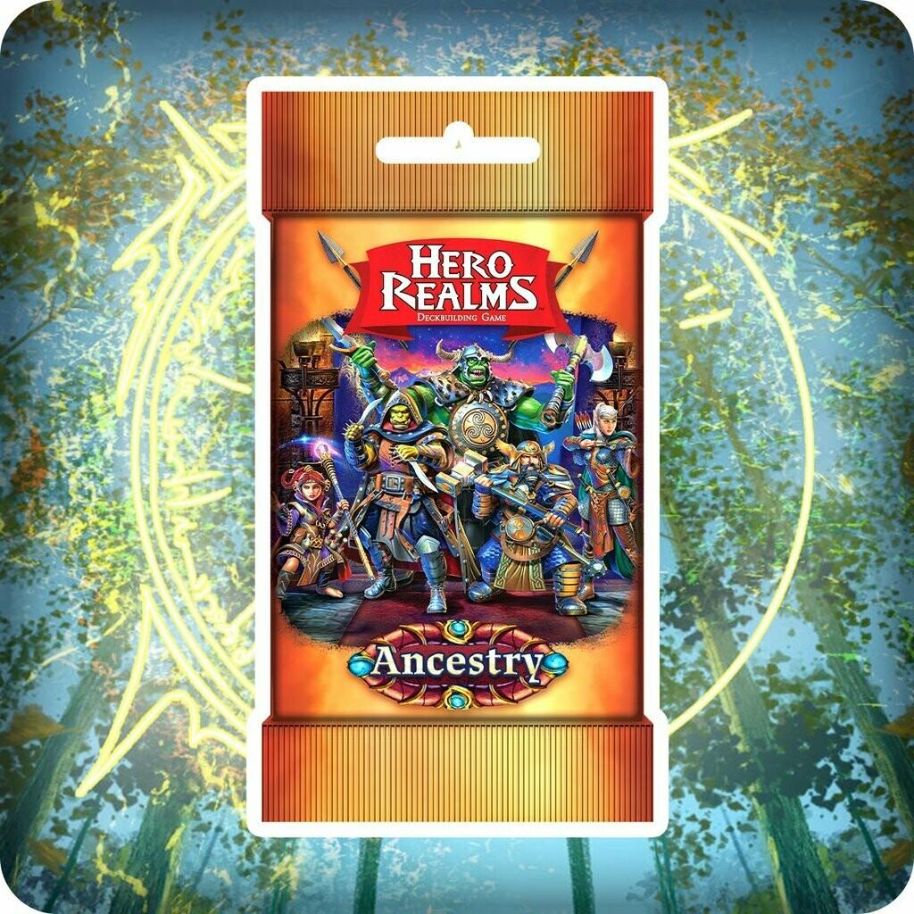 Hero Realms Ancestry Pack