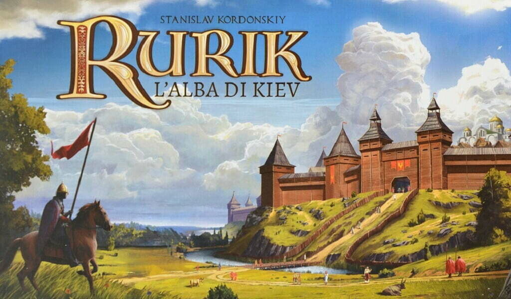 Rurik. l'alba di Kiev