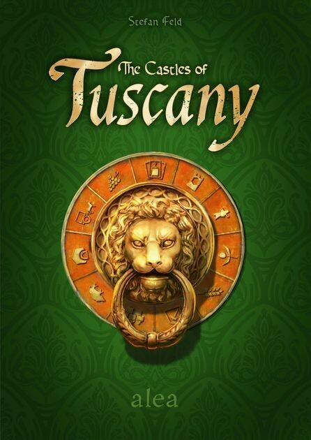The Castle of Tuscany Edizione Multilingua DE/FR/EN/ITA