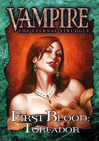 Vampire the Eternal Struggle - First Blood - Toreador