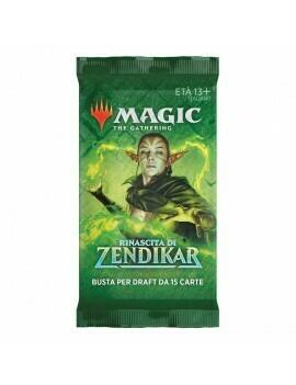 Rinascita di Zendikar Draft Booster Ita - Magic: the Gathering