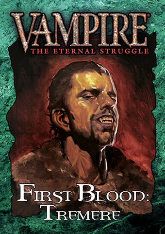 Vampire the Eternal Struggle - First Blood - Tremere