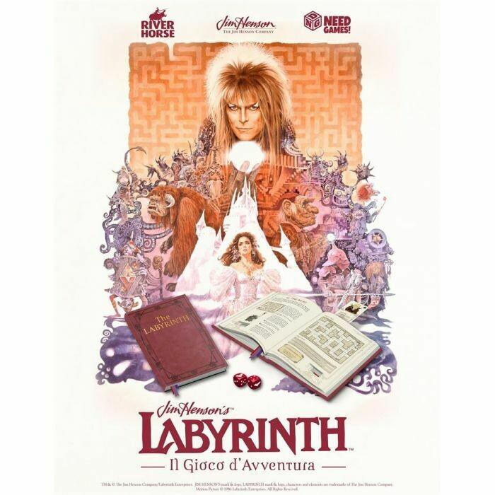 Labyrinth, il gioco d'Avventura