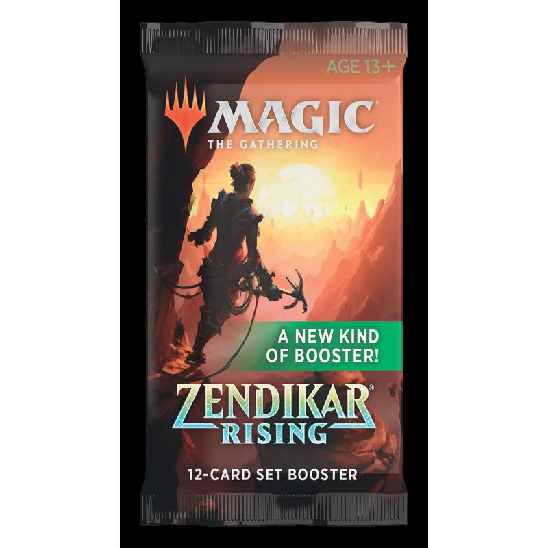 Rinascita di Zendikar Set Booster ENG - Magic: the Gathering