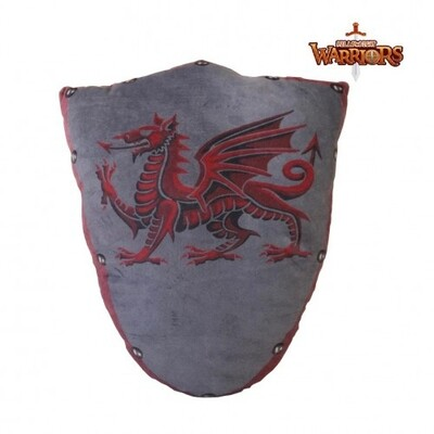 Pillowfight Warriors - Medieval Knights Pendragon Shield