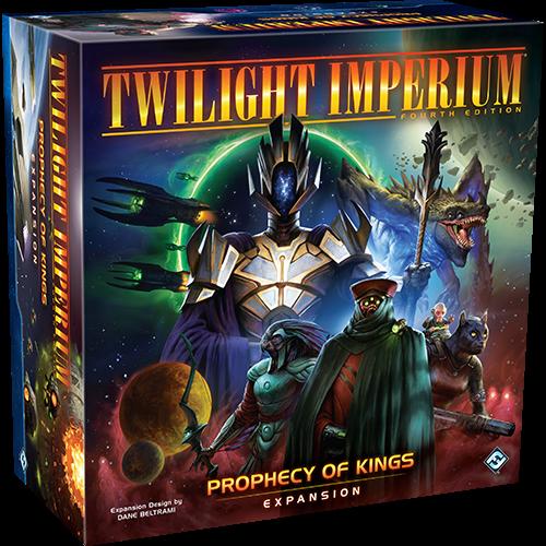 Twilight Imperium IV - La Profezia dei Re