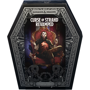 D&D Quinta Ed. - Curse of Strahd Revamped