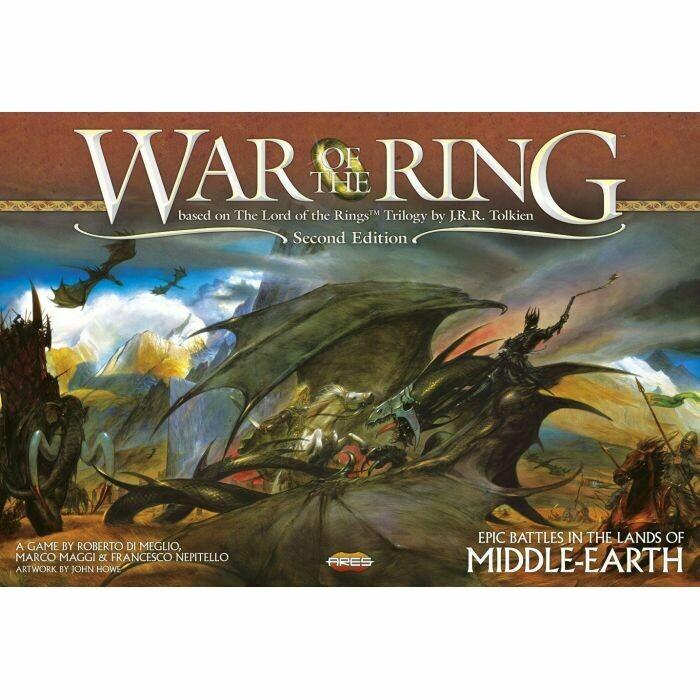 La Guerra dell'Anello - 2a Edizione ENG (War of the Ring)