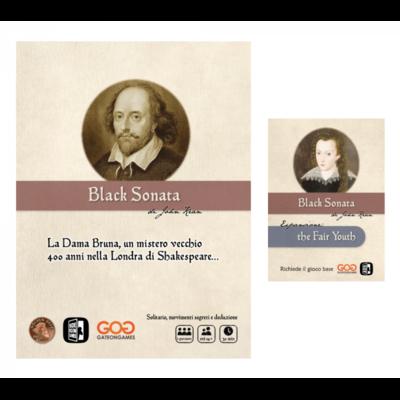 Black Sonata Bundle con espansione The Fair Youth