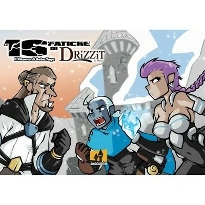 Drizzit 09 - Le 16 fatiche di Drizzit - Il Ritorno di Baba Yaga