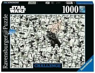 Challenge Puzzle - Star Wars 1000p