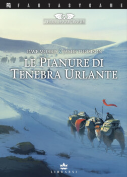 Terre Leggendarie - 4  Le Pianure di Tenebra Urlante