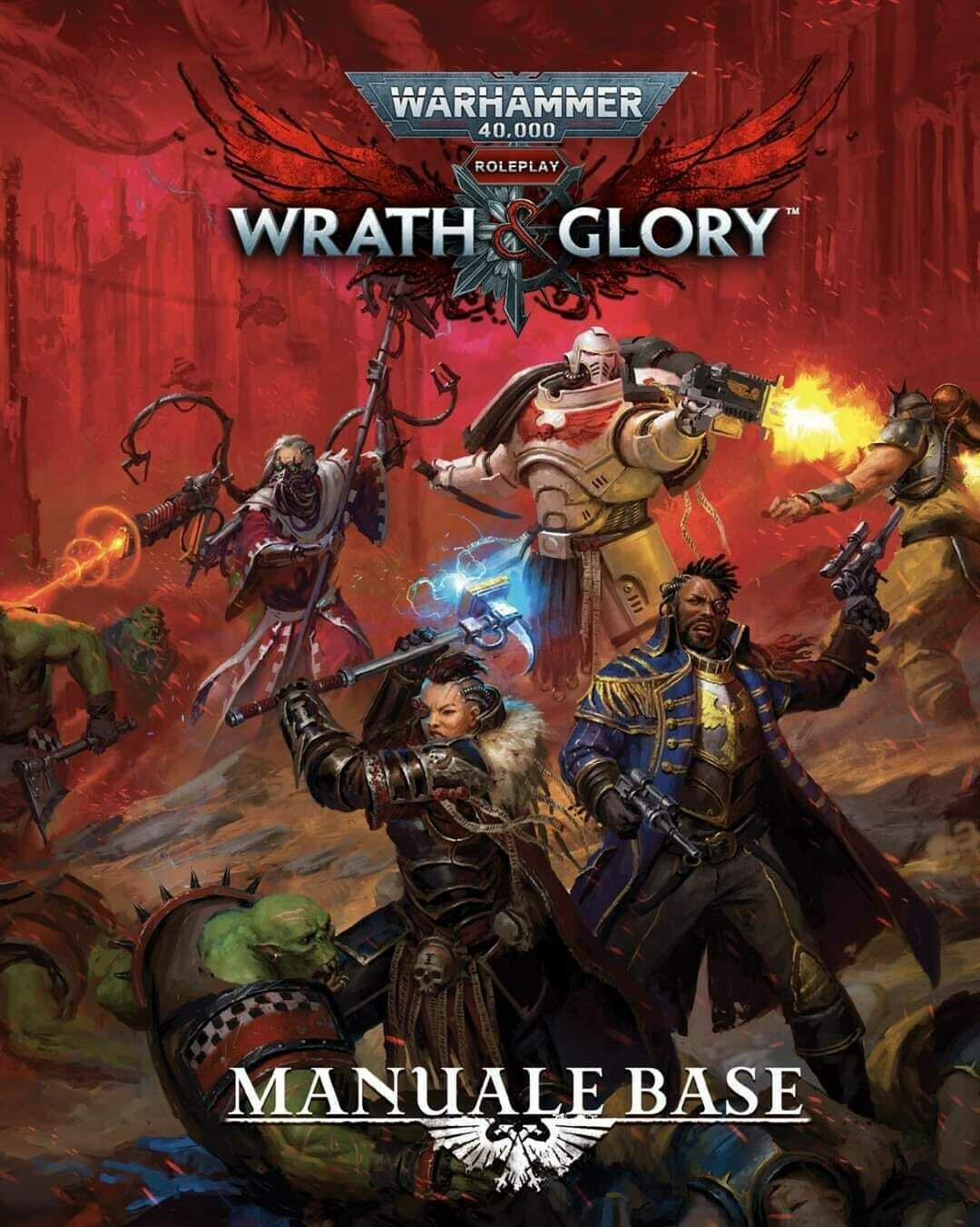 Warhammer 40k Roleplay: Wrath & Glory