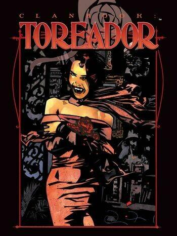 Vampiri: Clanbook Toreador