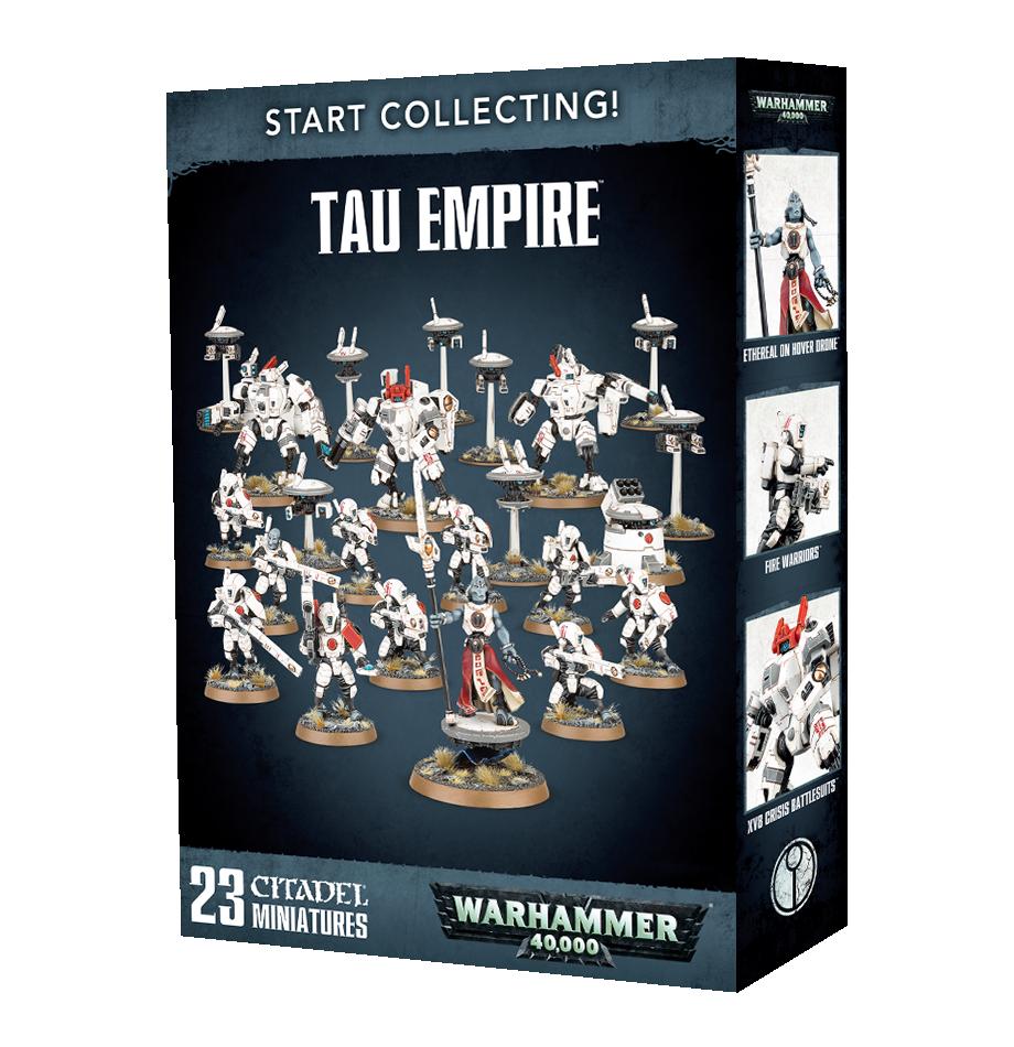 Warhammer 40.000 - Start Collecting: Tau Empire