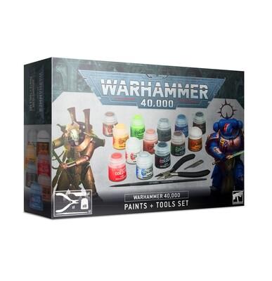 Warhammer 40000: Paint Set e Accessori