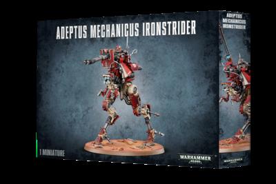 Warhammer 40000: Adeptus Mechanicus Ironstrider / Sydonian Dragoon